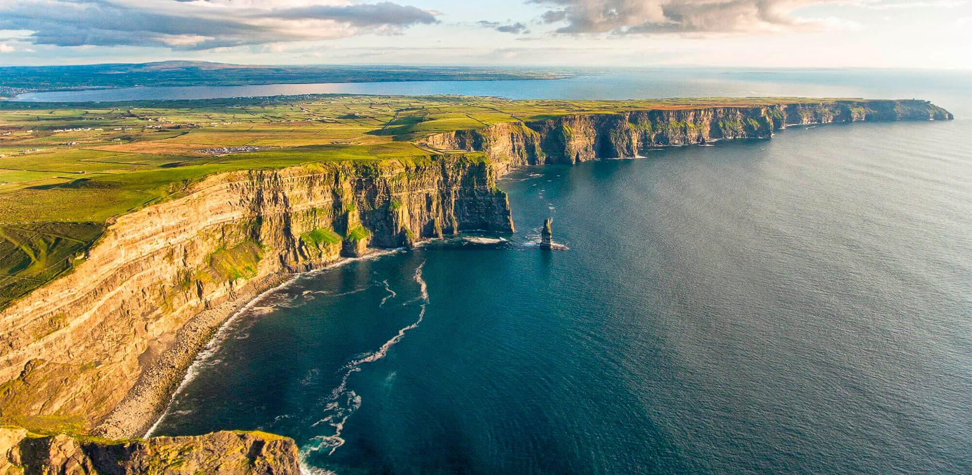 Cliffs of Moher Tour from Dublin